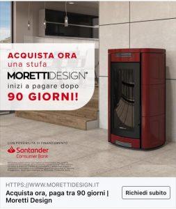 Adriaticalor stufe Moretti